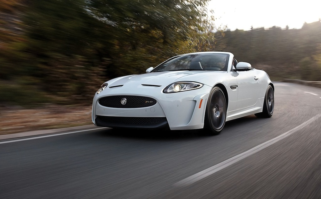 2012 Jaguar XKR-S Convertible