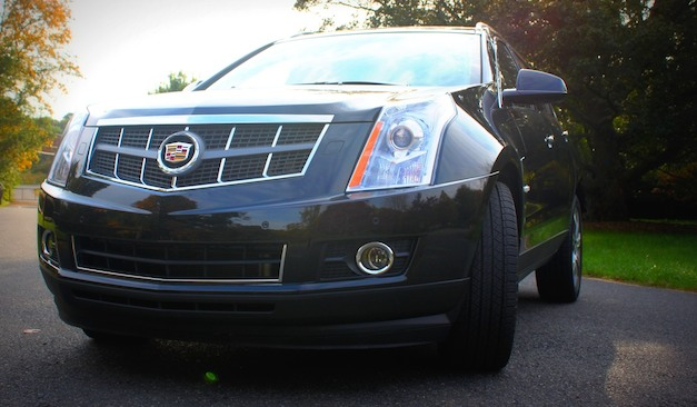 Review: 2012 Cadillac SRX renders the Lexus RX pointless