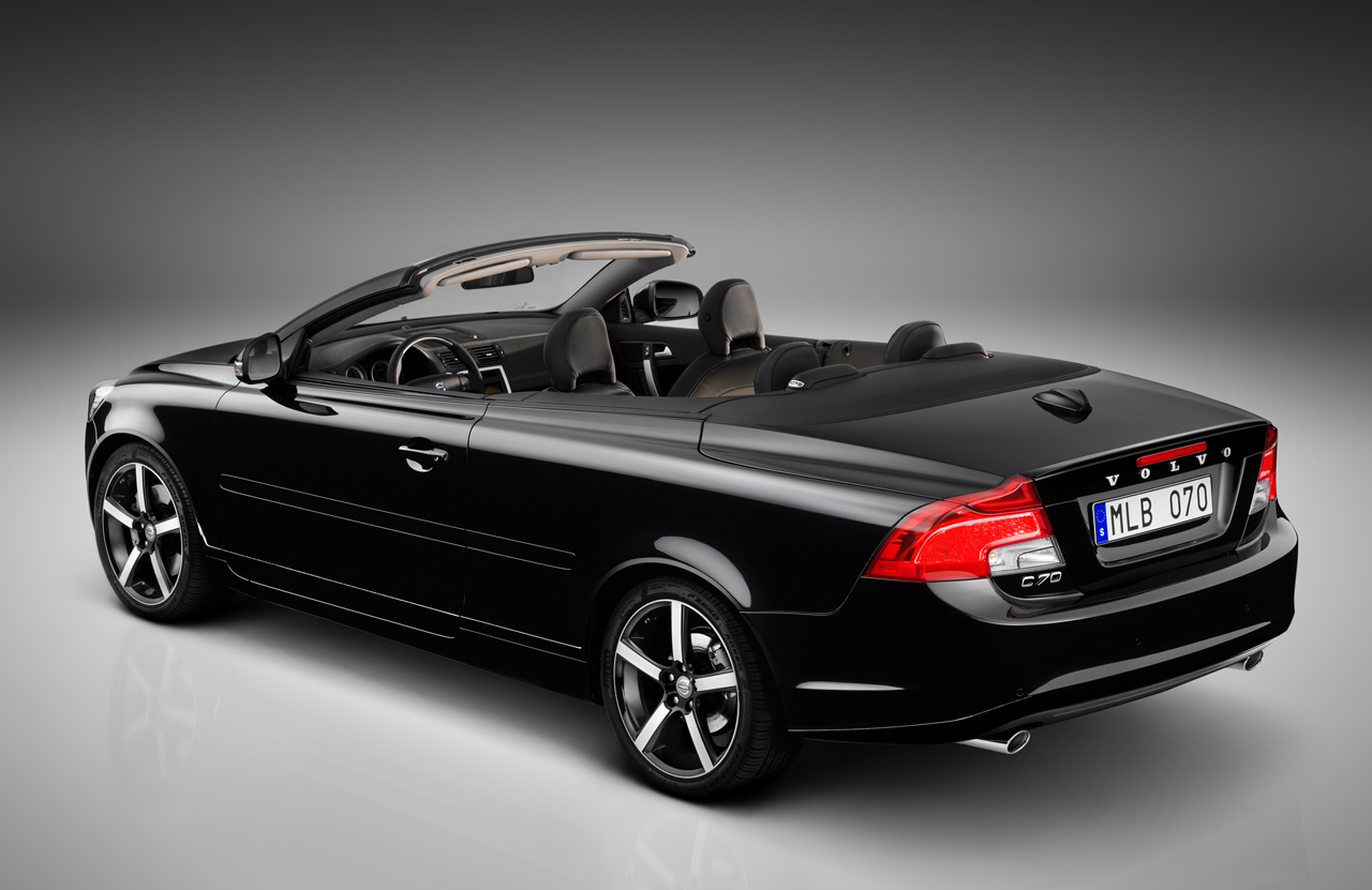 Volvo C70 Inscription - egmCarTech