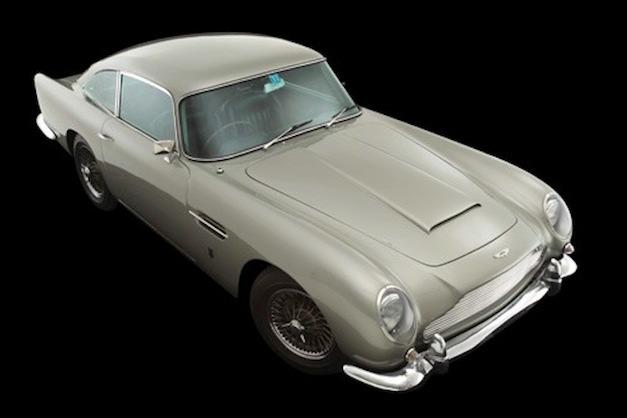 George Harrison's 1965 Aston Martin DB5
