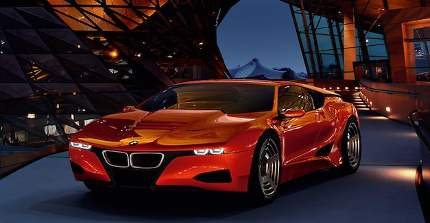 Exclusive: BMW M thought about a dedicated supercar before doing 1 ...