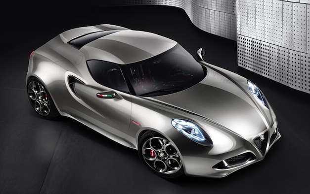 Report: Alfa Romeo 4C will be pretty awesome, convertible version possible