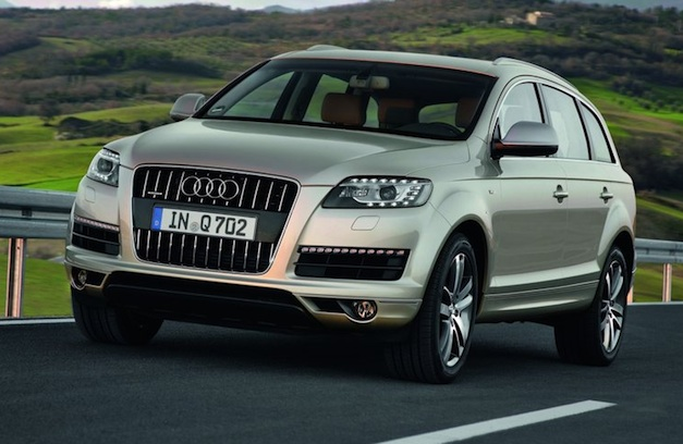 Report: The next generation Audi Q7 undergoes development, to be based on MQB modular platform