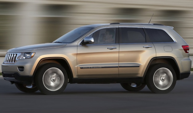 AMP to unveil electric Jeep Grand Cherokee in Detroit