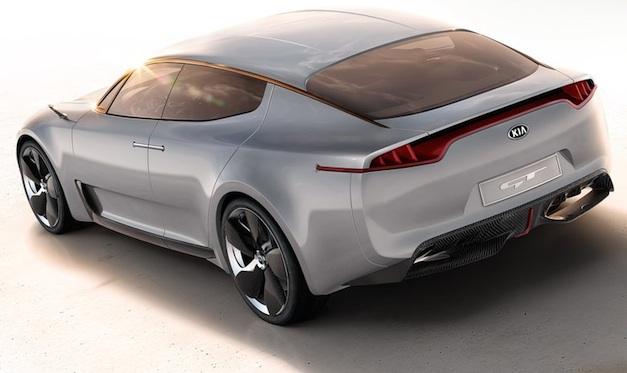 2011 Kia GT Concept
