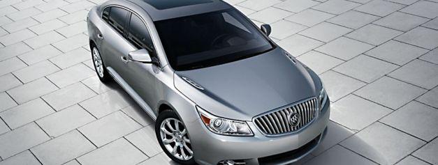 2012 Buick LaCrosse eAssist b