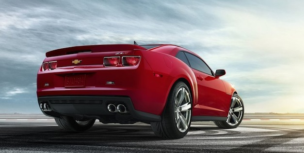 GM already working on 6th generation Chevrolet Camaro for 2016