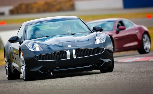 Battery supplier for Fisker Karma says there may be potential safety issue