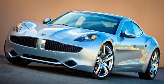 Fisker Karma wins Top Gear's Luxury Car of the Year award, James May gives it 'Car of the Year'