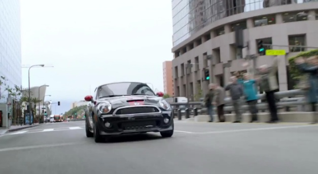 2012 Mini Coupe Best Test Drive Ever