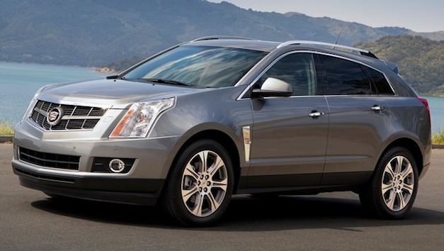 GM recalls around 20,000 Cadillac SRX units globally