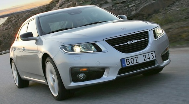 2012 Saab 9-5