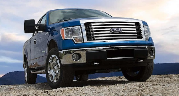 ford f 150 awarded motor trend 39 s 2012 truck of the year. Black Bedroom Furniture Sets. Home Design Ideas