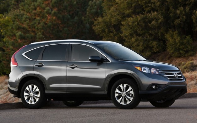 2012 Honda CR-V will launch on schedule in December