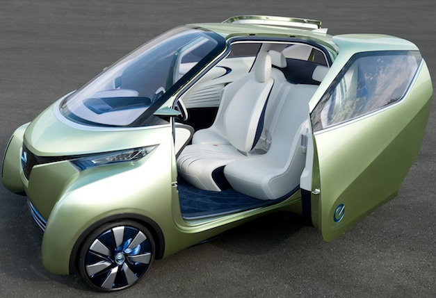 Report Nissan debating on what its 4th EV model should be