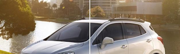 2013 Buick Encore Teaser