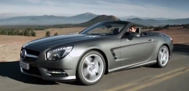 2013 Mercedes-Benz SL
