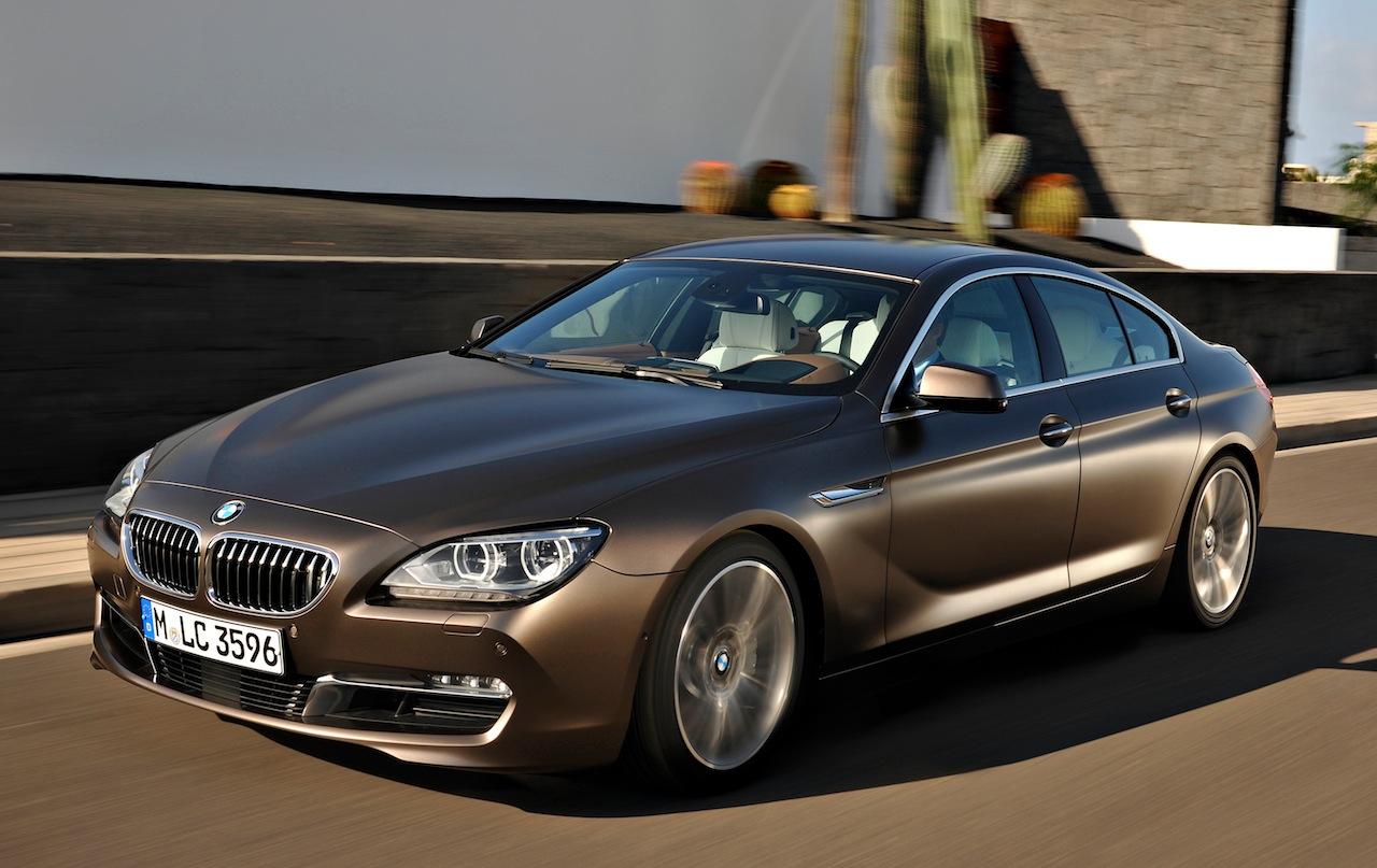 BMW Series Gran Coupe EgmCarTech - 640 i bmw
