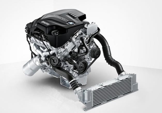 BMW 2.0L TwinPower Turbo Inline-4