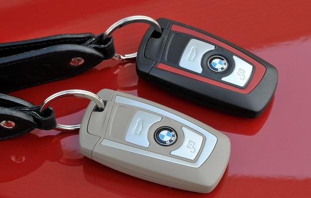 BMW Keyless Ignition