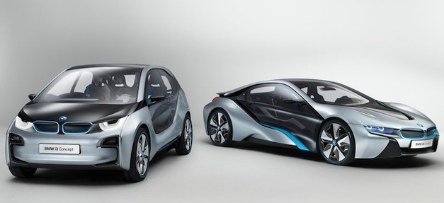 BMW and Brilliance to launch new EV brand in China