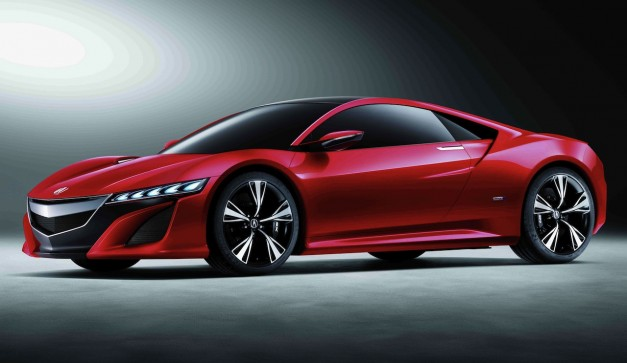 Report: The 2016 Acura NSX once again seeks to be a budget Ferrari