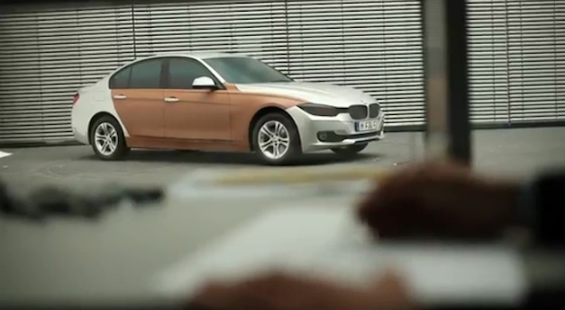 Designers explain 2012 BMW 3-Series