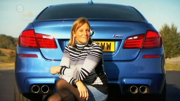 Fifth Gear Reviews 2012 BMW M5