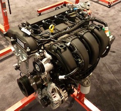 Ford 2.0L Crate Engine Concept