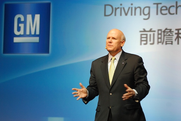 House Republicans ask GM CEO why he didn't notify public of Volt fire sooner