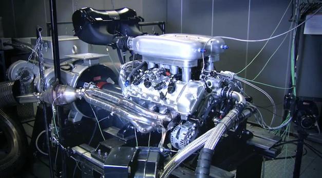 Lotus Esprit V8 Test