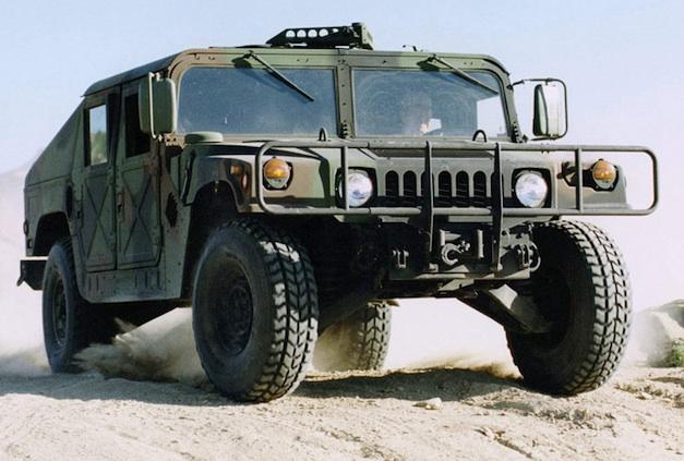 Miliatry Humvee