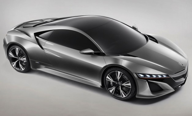 Acura confirms production of new NSX at Honda Performance Manufacturing Center in Ohio