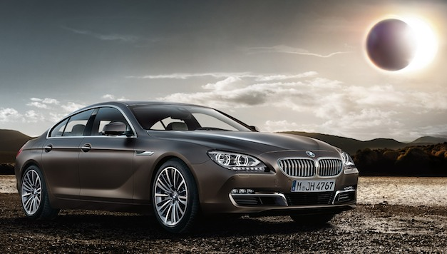 Brand Spankin' New Images: 2013 BMW 6-Series Gran Coupe