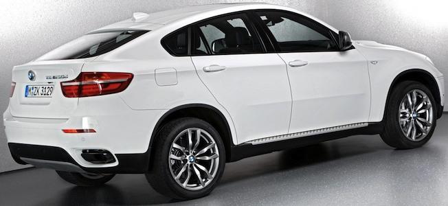 2013 BWM X6 M50d