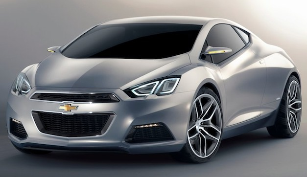 Chevrolet Coupe Concept