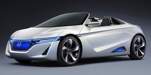 Honda EV STER Concept