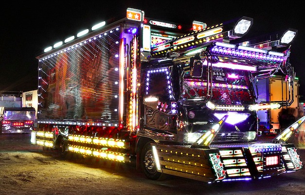 Japan Light Truck