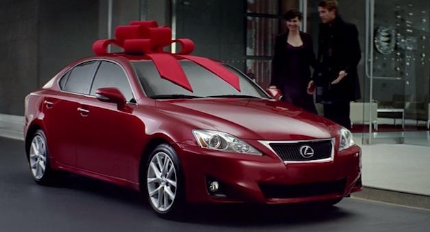 Lexus Christmas Commercial