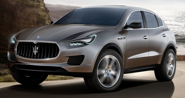 Report: The Maserati Levante to be revealed at Detroit next year
