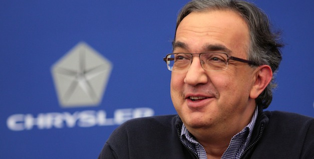 Marchionne offering Volkswagen owners $1,000 rebate for a Chrysler or Fiat