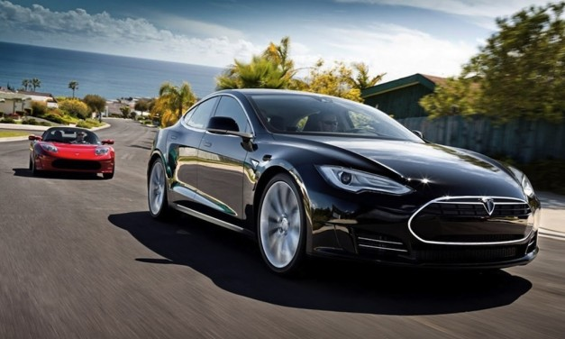 Tesla Model S full details and pricing information released