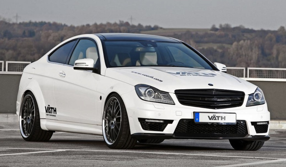 Vath V63 Mercedes-Benz C63 AMG Coupe