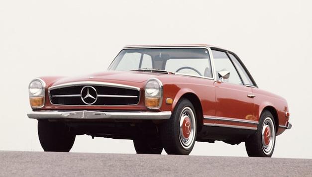 1963 Mercedes-Benz W113 SL-Class