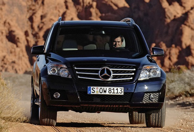 Report Facelifted Mercedes Glk Due In 2013 Diesel Option