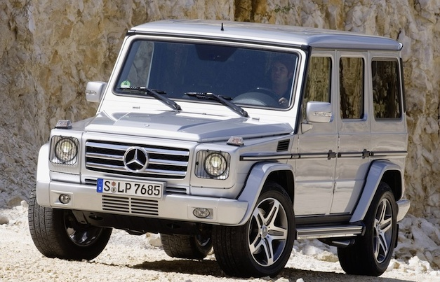 Report Mercedes Benz S Gelandewagen Carries On After 33 Years New Update And Amg Model For