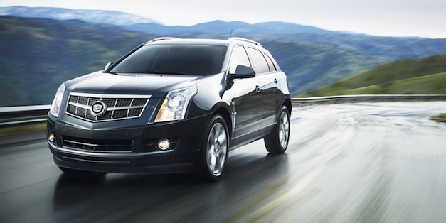 Report: Cadillac's SRX to get a complete makeover for new generation