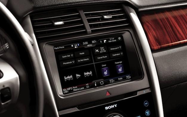 2012 Ford Edge Microsoft SYNC