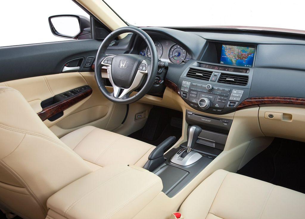 2012 Honda Crosstour Interior Driver Beige Egmcartech