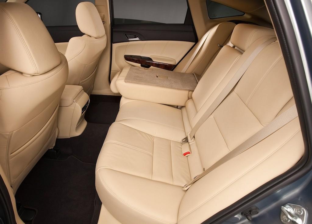 2012 Honda Crosstour Interior Rear Bench Egmcartech